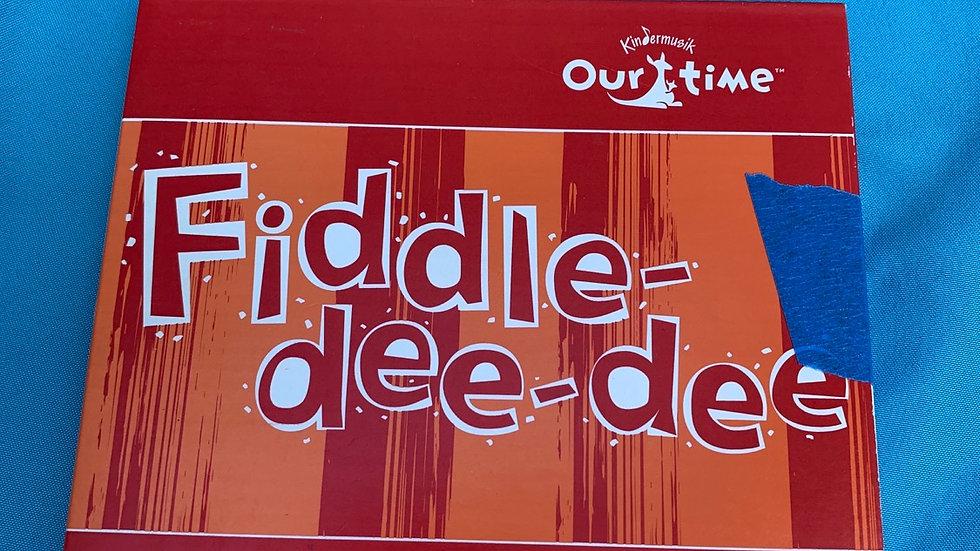 Finddle Dee Dee cd