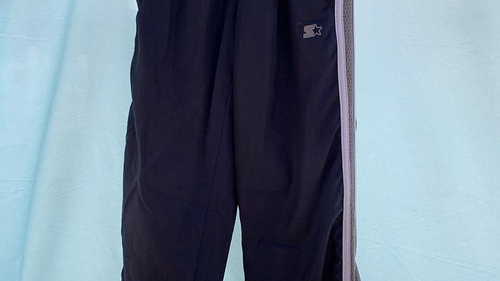 Size 4-5, blue sweatpants