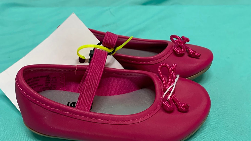 Little kid size 5 1/2, Zoe and Zack pink flatsBrand new with tags