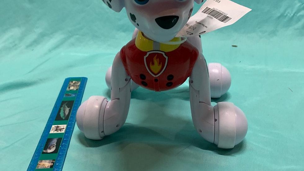 Paw patrol interactive dog