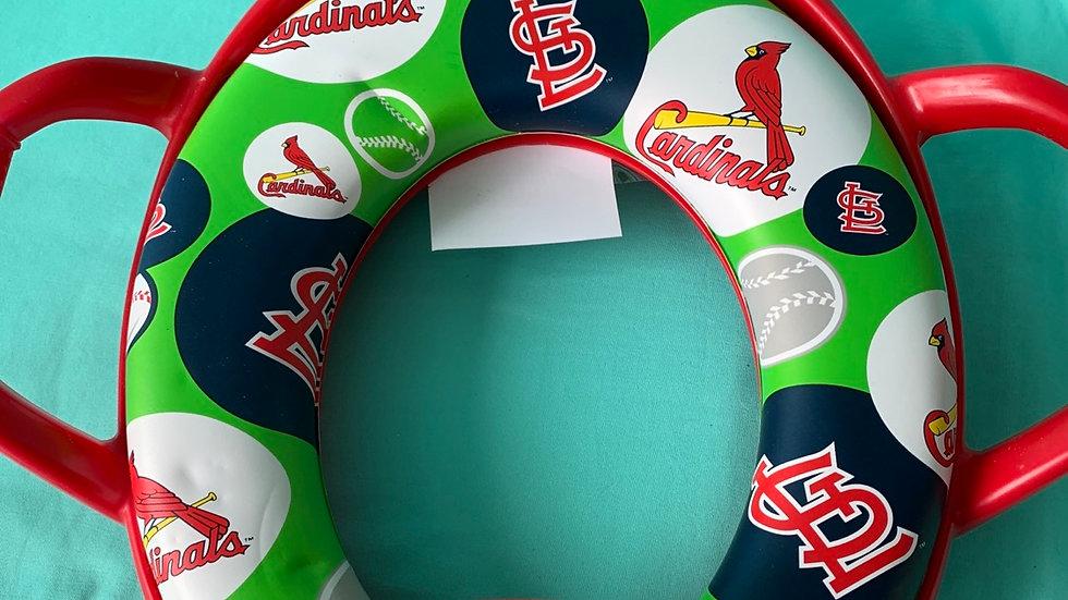 Arizona Cardinals potty seat