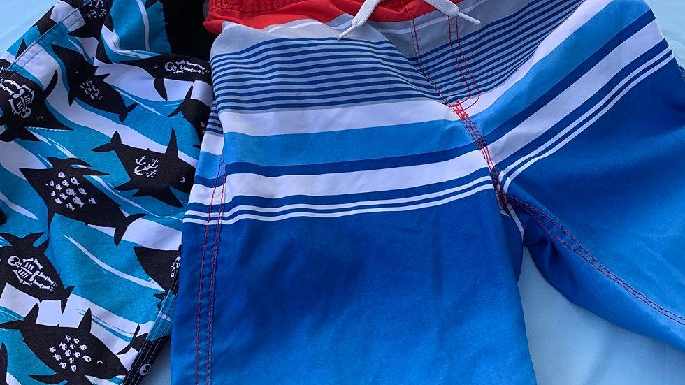 Size 10-12, swim shorts