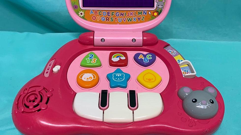 VTEC pink laptop