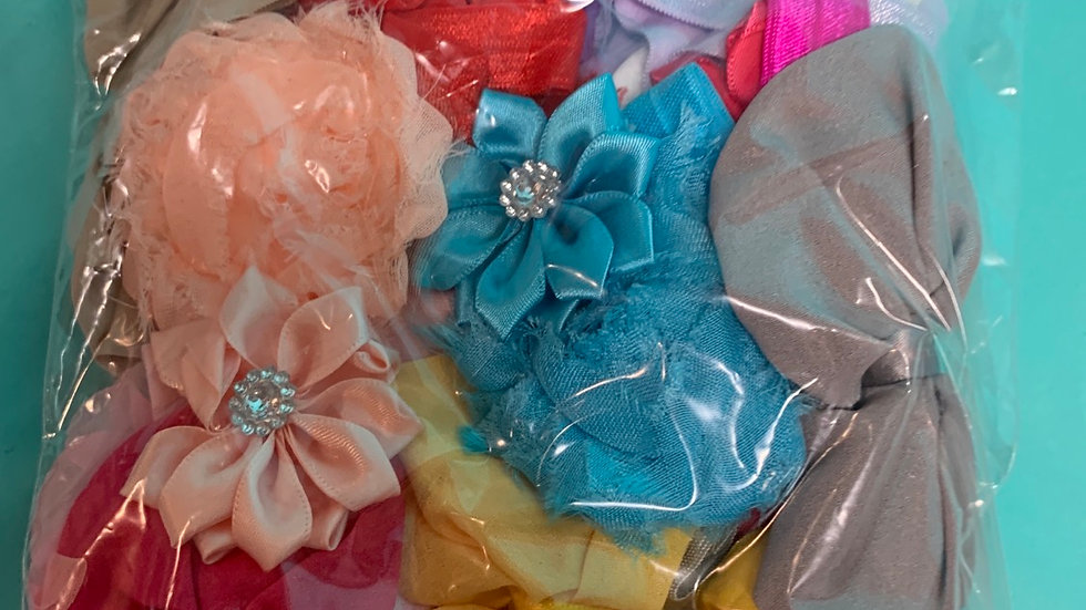 Hair accessories 15 count