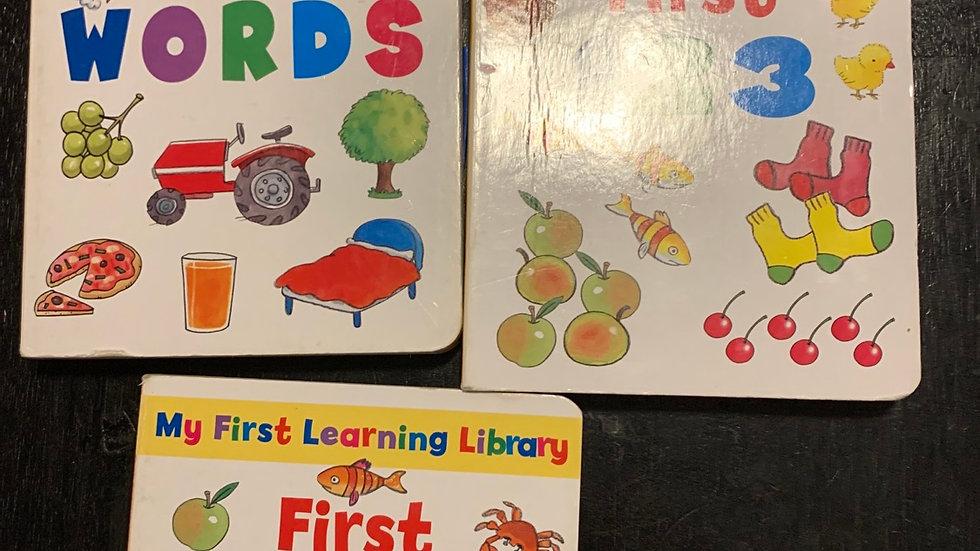 Board books, 12