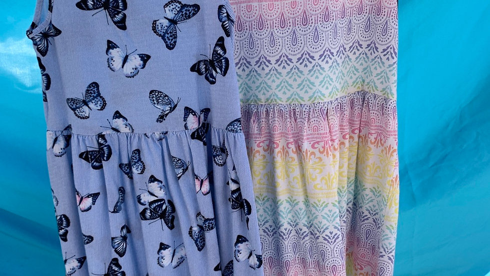 Size 6, 2 dresses