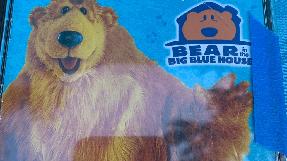 Bear in the Big Blue House CD