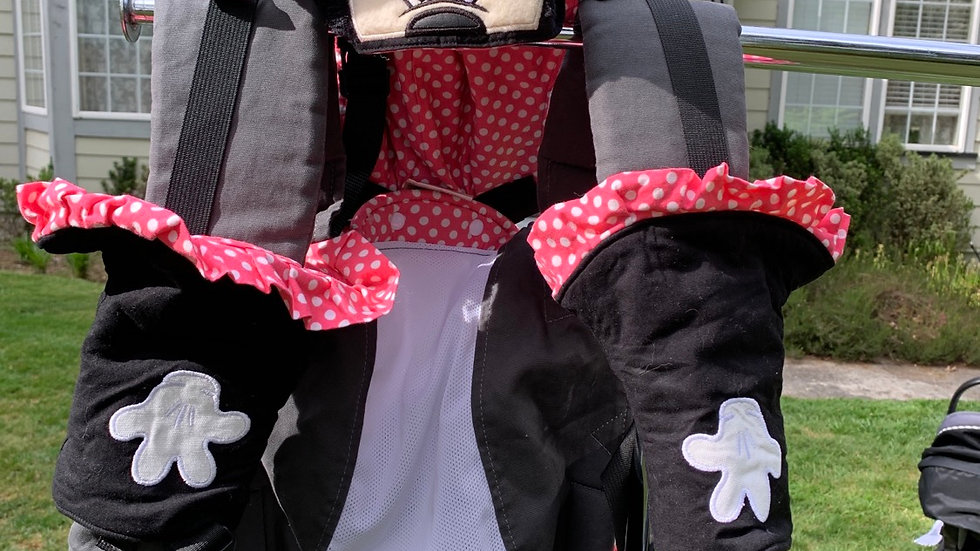 Kinderpack carrier Minnie Mouse