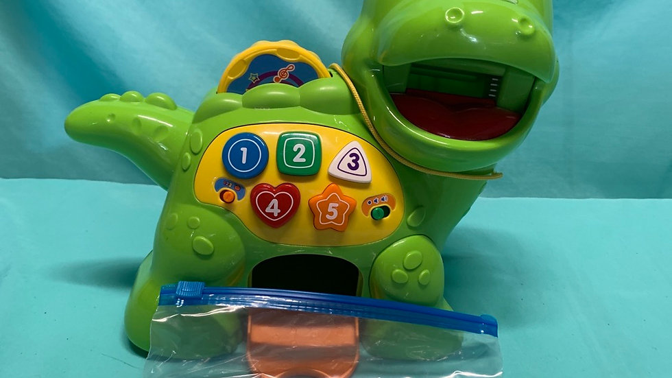 VTEC count in CHOP Dino toy with 4