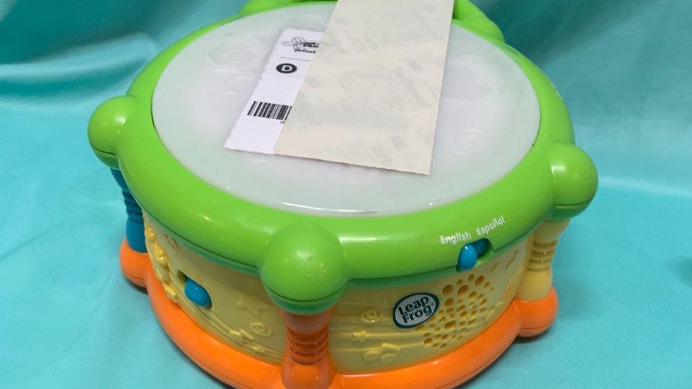 Leapfrog drum