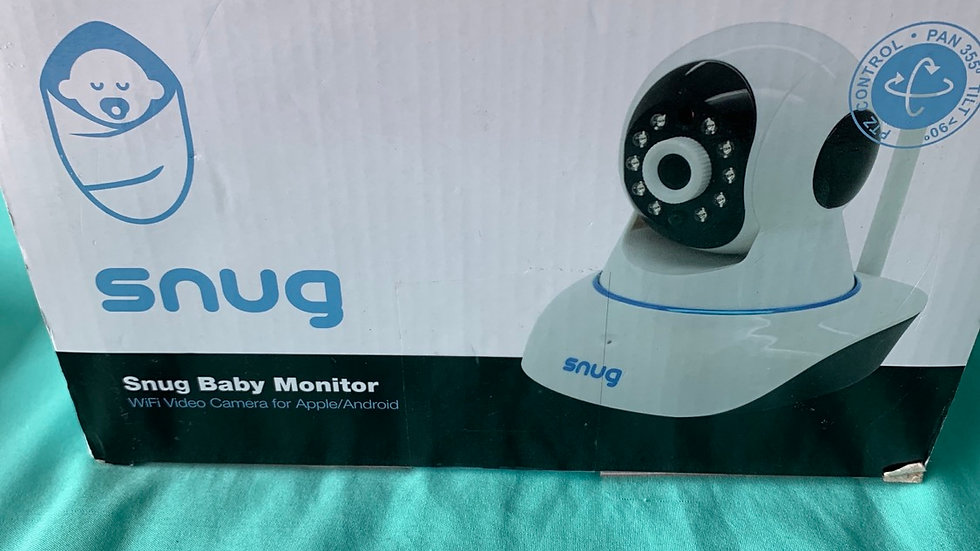 Snug baby monitor brand new