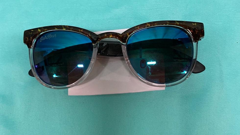 Oshkosh brown sunglasses