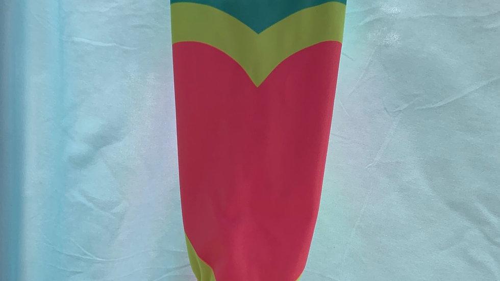 Size 5, Carter's rainbow swimsuit