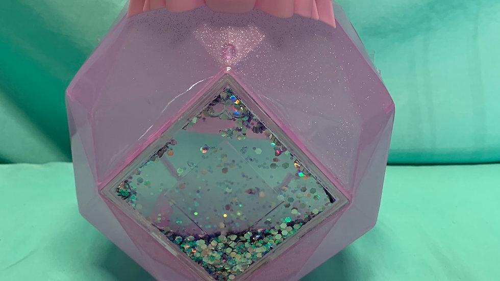 Perfume shaped case