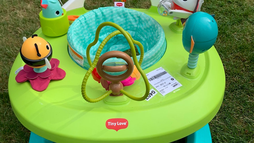 Tiny love for in one activity center