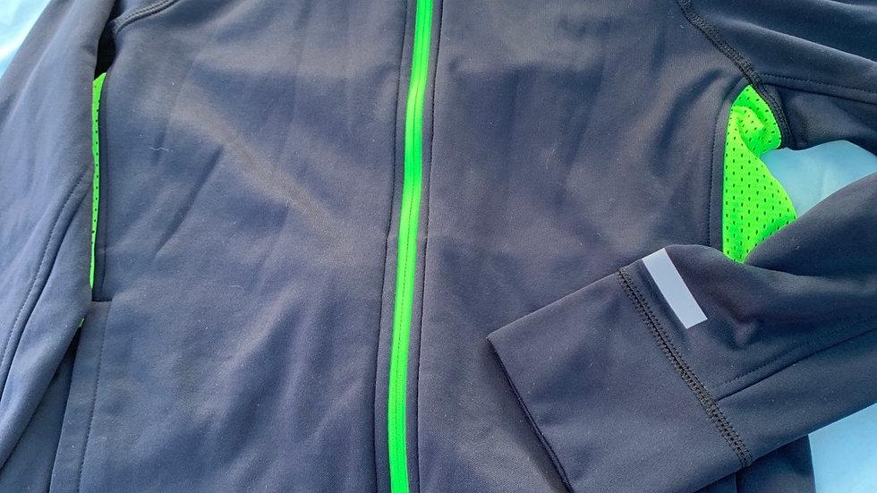 Size12-14, holister hoodie