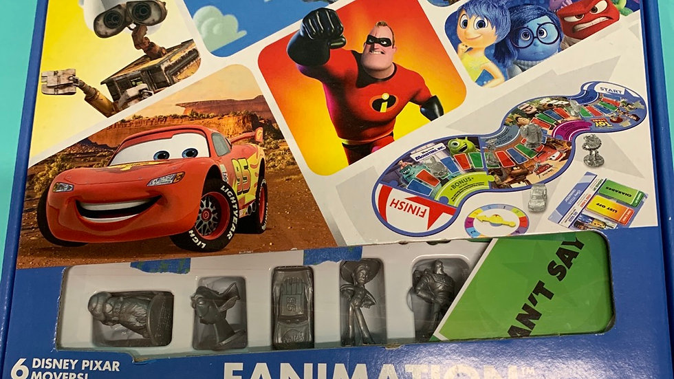 Disney Pixar board game