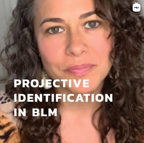 PROJECTIVE IDENTIFICATION IN BLM