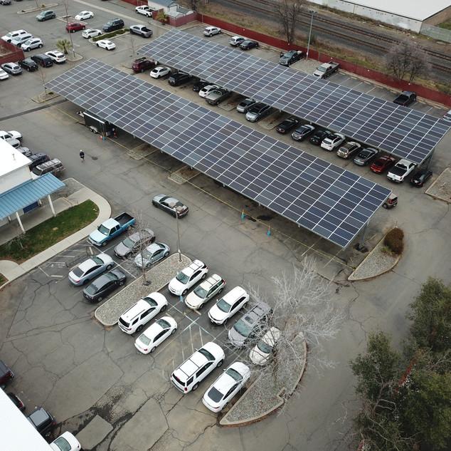 YMCA REDDING_REDDING, CA_216 kW DC