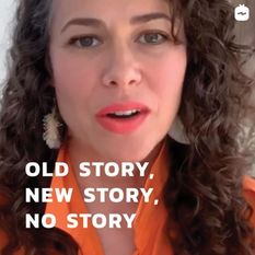 OLD STORY, NEW STORY, NO STORY