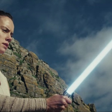 Let Go of Our Security Blankets, We Must: A Teaching from 'The Last Jedi'