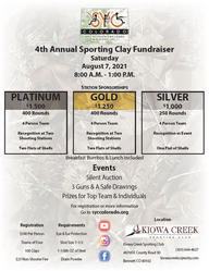 4th Annual Sporting Clay Fundraiser copy