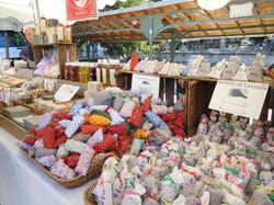 Le marché d'Isle-sur-la-Sorgue
