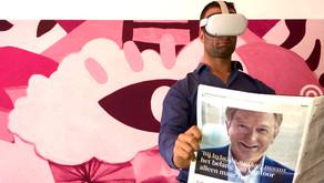 Organize Reality in het FD: Virtual Reality voor teams