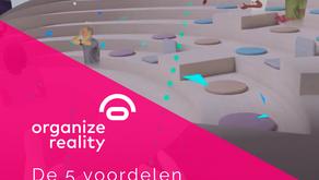 5 voordelen van samenwerken in Virtual Reality (VR)
