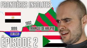 Frontières Insolites : Épisode 2 / Les Pires Divisions!