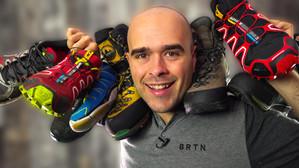 Comment Choisir la Bonne Chaussure / Botte de Plein Air?