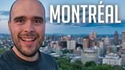 J'ai été m'aventurer à Montréal