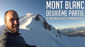 Mont Blanc : Comment le Gravir                      2e Partie / La controverse