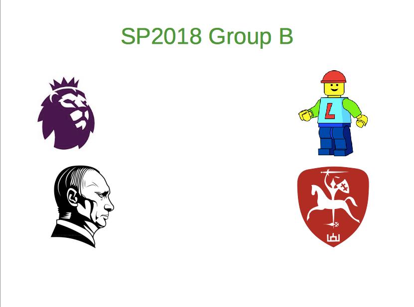 England, Denmark, Team Russia, LT United
