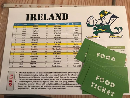 SP2018 Update - Food Tickets
