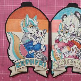 Zephyri and Satori