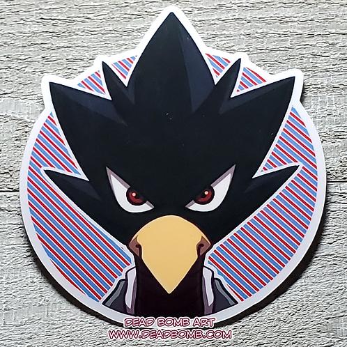 Fumikage Tokoyami Vinyl Sticker