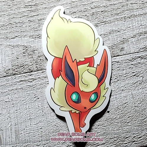 Flaireon Vinyl Sticker