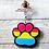 Thumbnail: Pride Paws - LGBTQ+ Acrylic Charms