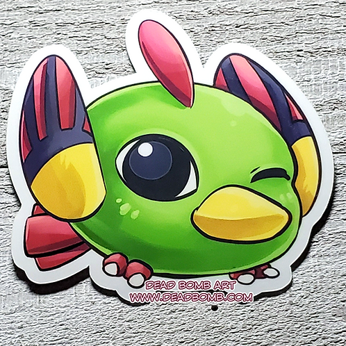Natu Vinyl Sticker