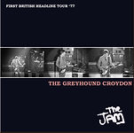 The Jam  26/06/77- Greyhound - Croydon