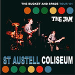 The Jam 25/06/81 - Coliseum - St Austel