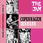 The Jam 03/03/81 - Oddfellows - Copenhagen