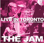 The Jam 22/05/81 - Masonic Hall - Toronto
