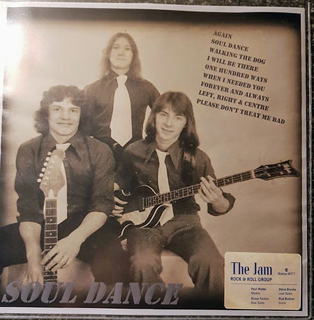 The Jam Soul Dance - Early Demos