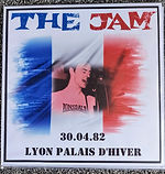 The Jam live in Lyon 30/4/82