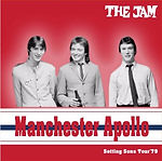 The Jam 28/11/79 - Apollo - Manchester