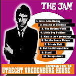 The Jam 01/12/80 - Vredenburg Concert Hall - Utrecht