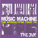 The Jam 21/12/78 - Music Machine - London