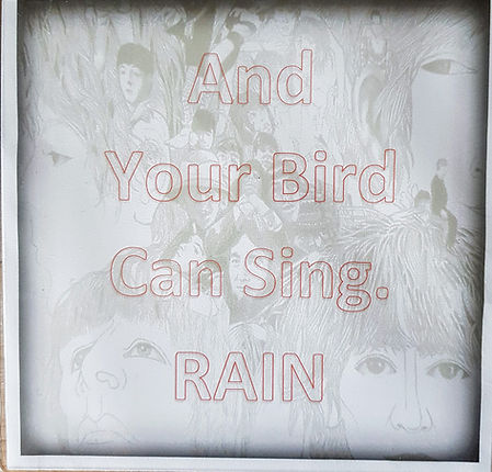 And Your Bird Can Sing / Rain
